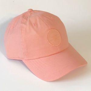 Converse All Star Baseball Hat Cap Pale Coral